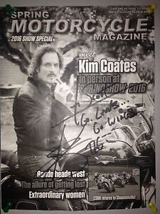 Signed picture by tig (Kim Coates) from sons of anarchy