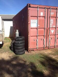 20 foot shipping container clean and water tight Yandina Maroochydore Area Preview
