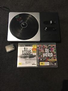 dj hero for ps3 Mill Park Whittlesea Area Preview
