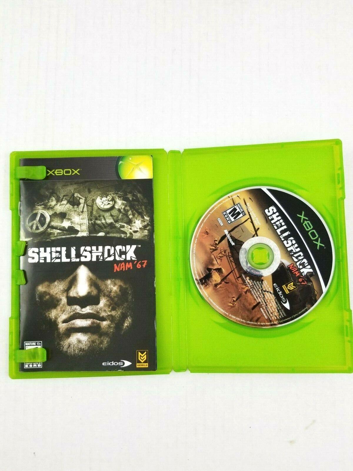 SHELLSHOCK NAM 67 XBOX - $4.99
