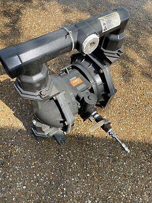 Aro Pd20a-aap-ftt-8 Diaphragm Pump Air Operated Aluminum 2 Npt