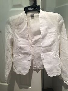 Littlelies Linen Jacket Size 8 Scarborough Stirling Area Preview