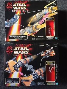 Star Wars Podracers