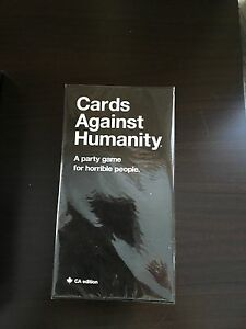 New Cards Against Humanity