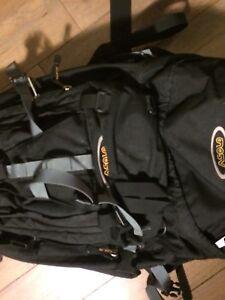 International 60L ASOLO backpack