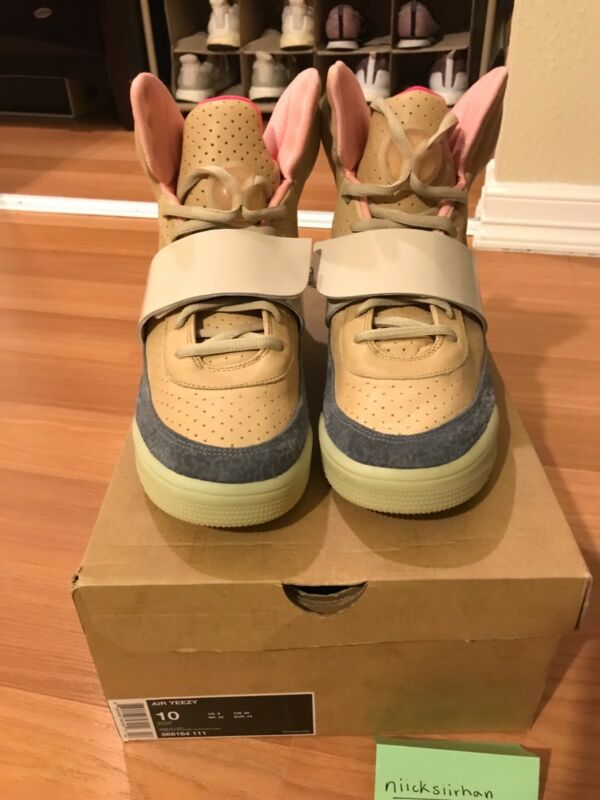 9e55fee35aaf Nike Air Yeezy Net Tan size 10 366164-111