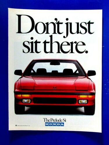1988 Honda Prelude Don
