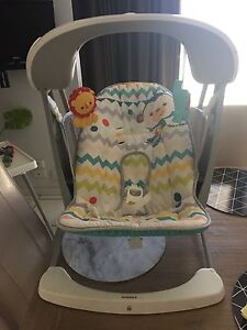 Fisher Price baby swing Heathridge Joondalup Area Preview
