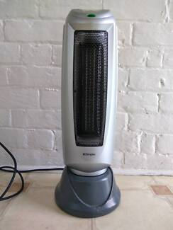 Upright Fan Heater with Remote and Timer Marrickville Marrickville Area Preview