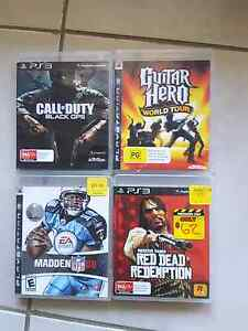 Ps3 games for sale Albany Creek Brisbane North East Preview