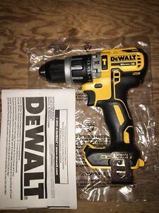 Dewalt 20v XR brushless 2 speed hammer drill
