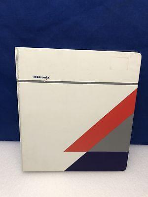 Tektronix Digitizing Oscilloscopes User Manual Tds 420a 430a 460a 510a