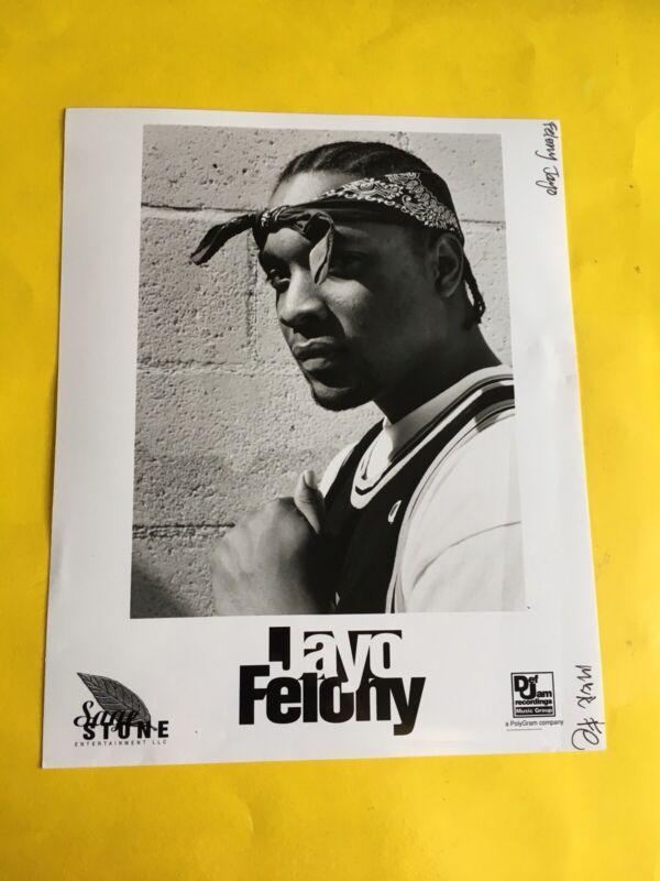 "Jayo Felony Two Press Photos 8x10"", Def Jam Records."