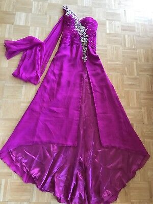 Ritzee Original Pageant Homecoming Formal Dress Excellent Condition Size 6