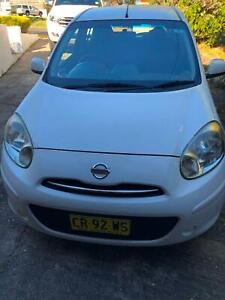 2012 Nissan Micra ST Automatic Hatchback for SALE!