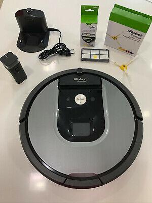 Roomba iRobot 960 Wifi robot aspirapolvere tappeti con spazzola filtro originale