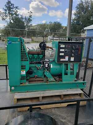 2005 Onan Cummins 11.5-kw Generator Gnab-5710999 Lp-gas Engine 836 Hours