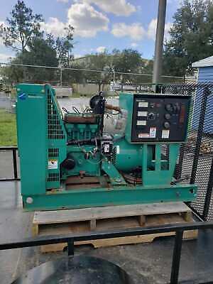 2005 Onan Cummins 11.5-kw Generator Gnab-5710999 Lp-gas Engine 836 Hours