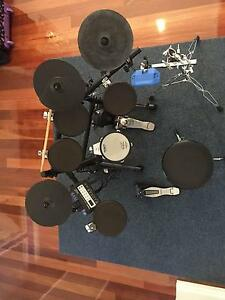 Roland Electric V-Drum kit - Plus Extra's Rockingham Rockingham Area Preview