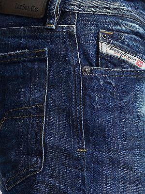 NWT Diesel WAYKEE 0824L DNA Mutation Men Jeans 26 x 30 Safado ...