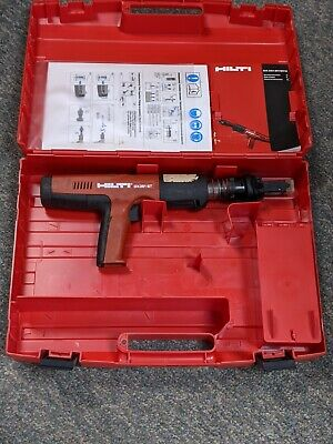 Hilti Dx351 Bt Actuated Nail Gun With Case