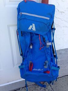Large brand new Eddie Bauer backpack for camping/hiking