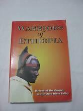 Warriors of Ethiopia - Heroes of the Gospel Omo River Valley Windsor Hawkesbury Area Preview