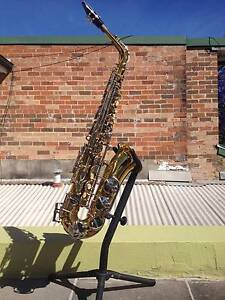 Armstrong alto saxophone Pyrmont Inner Sydney Preview