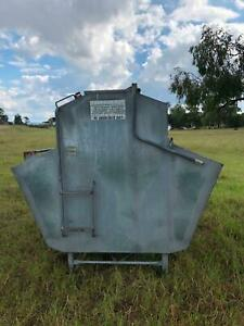 2 tonne grain lick feeder