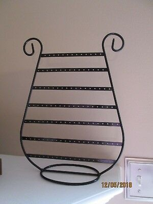 Earring display stand for dresser or shop large EUC for sale  Davison