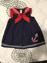 Sailor dress for 6 to 9 months East Victoria Park Victoria Park Area Preview