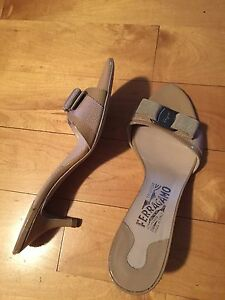 Salvatore Ferragamo slippers/sandals/shoes/ souliers