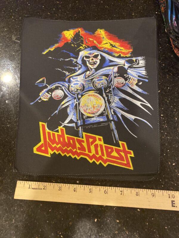 """Judas Priest Vintage Patch Xl Jean 14x9"""""""