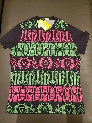 authentic versace Baroque t-shirt, XL100% cotton