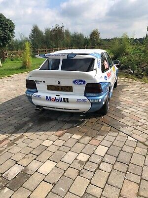 Escort 1993 mark 5 RS2000 Cosworth upgrades for Track day Rally Hill climb
