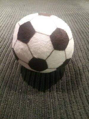 Plush soccer ball (Plush Soccer Ball)