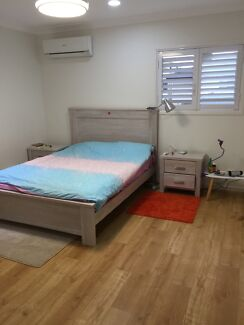 Brand new large size master room close to everything
