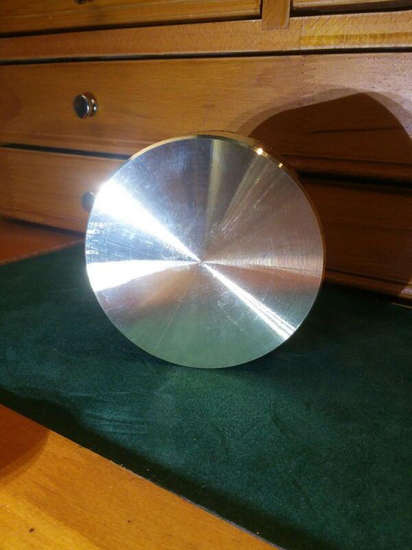 4+lb Brass Round Disc/Cylinder/Ingot/Bar