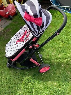 cosatto Giggle 2 Go Lighter pushchair used
