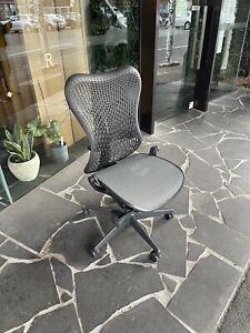 RRP $3K Herman Miller Ergonomic Chair USA Alloy Steel NEW PTS Refurb.