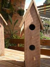 Ornamental Bird Houses Bacchus Marsh Moorabool Area Preview