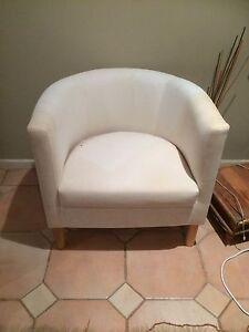 Comfy IKEA arm chair Mermaid Beach Gold Coast City Preview
