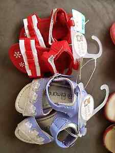 Size 2 baby girl shoes Yarrawonga Palmerston Area Preview