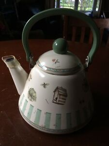 Pfaltzgraff Tea Kettle