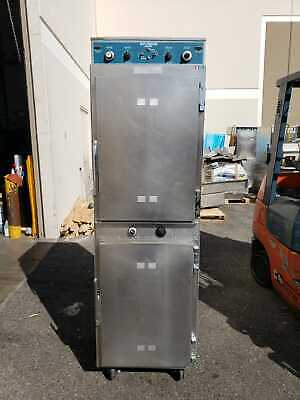 Alto Shaam Double Deck Cook Hold Oven 1000th-i