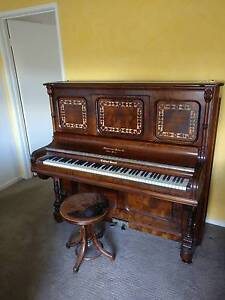 Cabinet Grand Stuyvesant Piano Dunlop Belconnen Area Preview