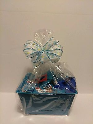 (  Gift Basket  Baby Boy Paws Patrol Blue  (Newborn))