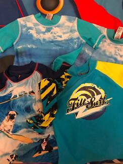 Size4/5 boys wimming tops