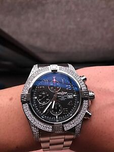 Breitling super avenger II 2016 Castle Hill The Hills District Preview