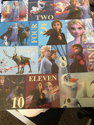 Frozen 2 Advent Calendar, 12 Days Of Surprises! Bows, Jewelry, Clips! New!